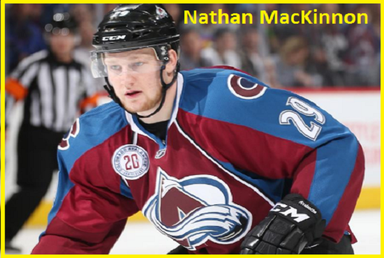 Nathan MacKinnon Hockey player, girlfriend, number, family and more