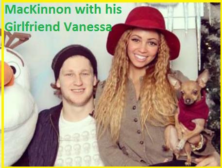 Nathan MacKinnon's girlfriend