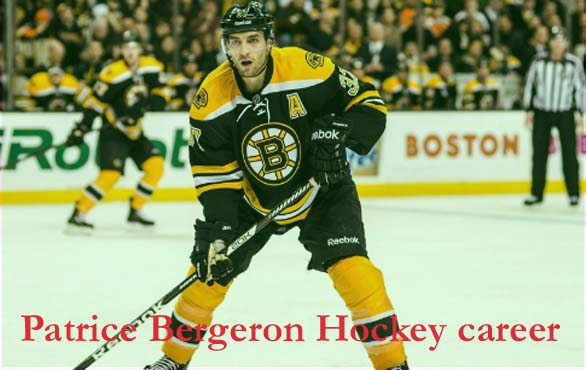 Patrice Bergeron Hockey, stats, wife, age, salary, height, family and so