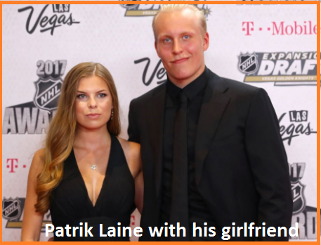 Patrik Laine girlfriend