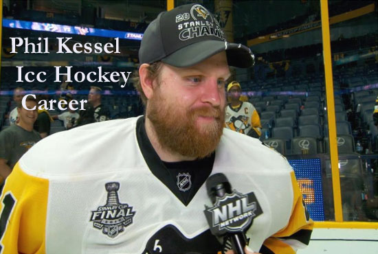 Phil Kessel Hockey player, wife, sister, contract, salary, height, age, family and more