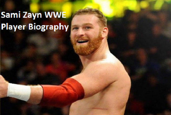 sami zayn wwe player wife family married salary biography and so