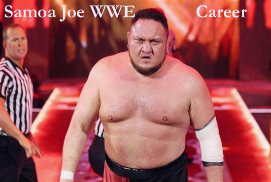 Samoa Joe WWE player, Wife, injury, family, finisher, salary, biography and more