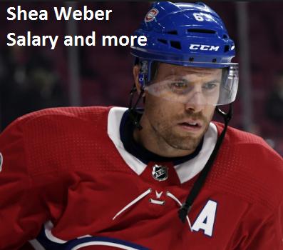 Shea Weber contract