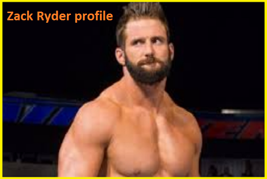 Zack Ryder WWE player, Wife, cancer, dad, family, net worth, age and more
