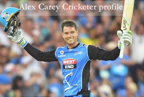 Alex Carey