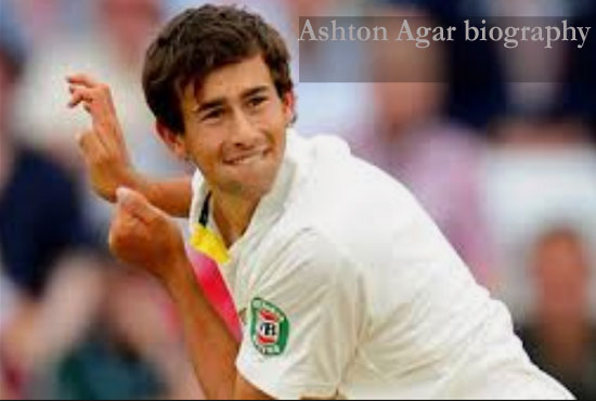 Ashton Agar cricketer, Batting, IPL, wife, family, age, height and more