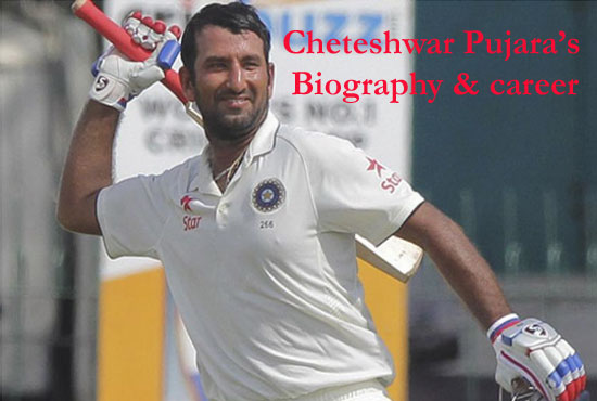 Cheteshwar Pujara Cricketer, Batting, IPL, wife, family, age, height and so