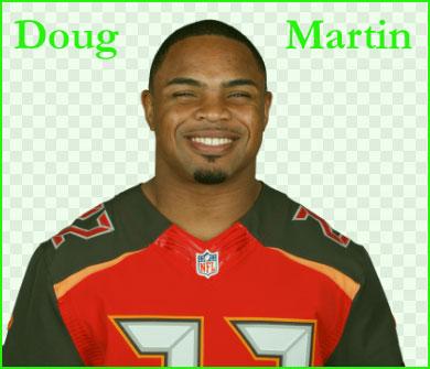 Doug Martin age