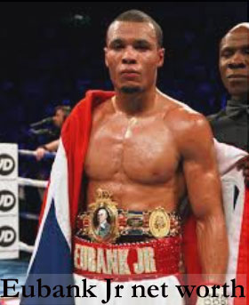 Eubank Jr net worth