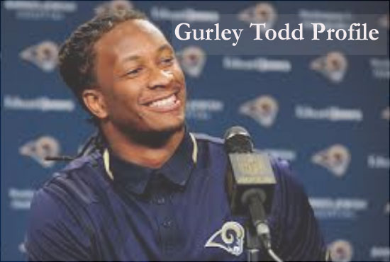 Todd Gurley NFL player, wife, jersey, salary, height, contract, family and more