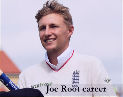 Joe Root age