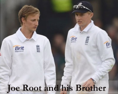 Root and his brother