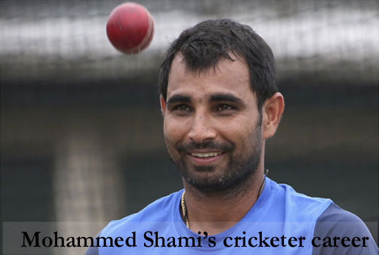 Mohammed Shami cricketer, IPL, wife, family, age, height and so