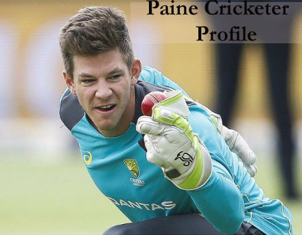Paine cricketer age