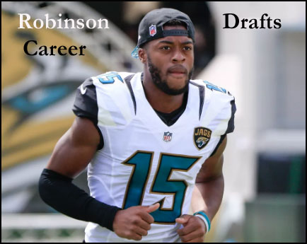 Robinson draft