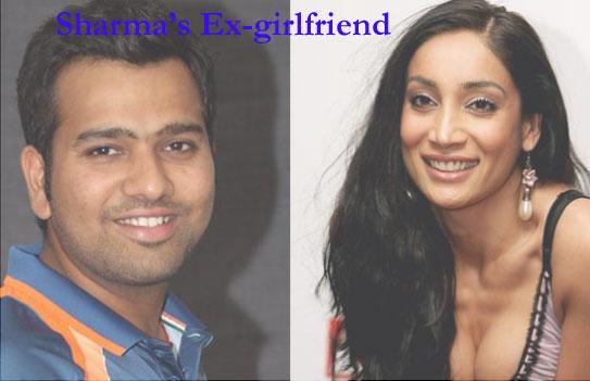 Rohit Sharma's Girlfriend