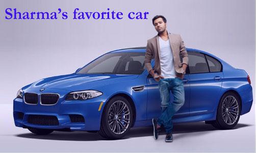Rohit Sharma's cars