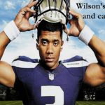 Russell Wilson NFL player, wife, parents, stats, education, age, contract, salary and more