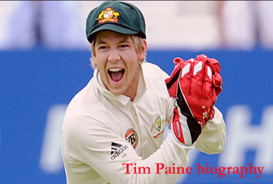 Tim Paine Cricketer, batting, stats, IPL, wife, family, age and height