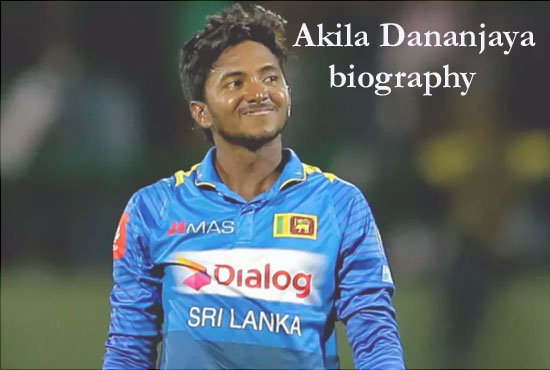 Akila Dananjaya Cricketer, marriage, batting, wife, family, age, height and more