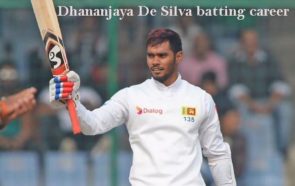 Dhananjaya de Silva Batting, father, wife, family and biography