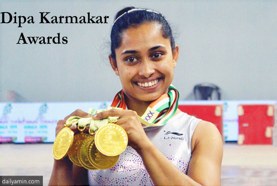 Dipa Karmakar biography, family, coach, age, height, awards and more