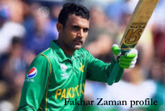 Fakhar Zaman Cricketer, Batting, IPL, wife, family, age, height and more