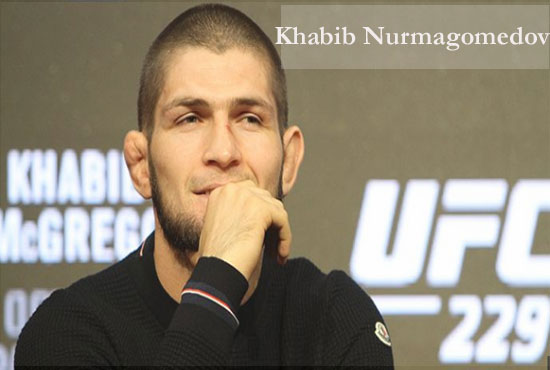 Khabib Nurmagomedov net worth, wife, record, height, family and also