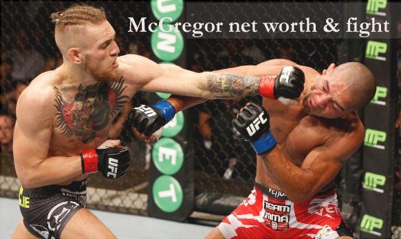 McGregor net worth