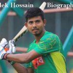 Mosaddek Hossain cricketer