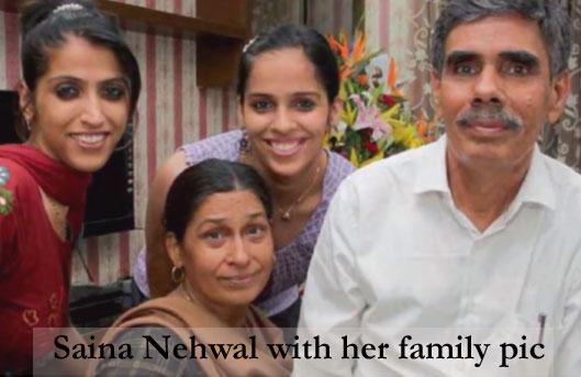 Nehwal family