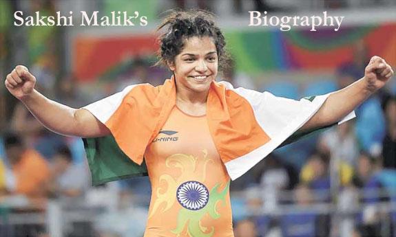 Sakshi Malik biography