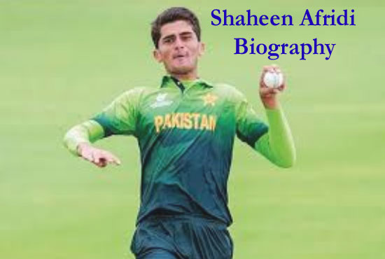 Shaheen Afridi Cricketer, bowling, speed, wife, family, age, and height
