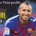 Arturo Vidal barcelona
