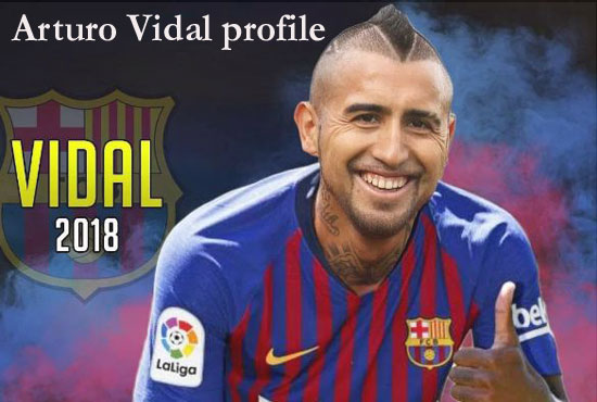 Arturo Vidal Profile, height, wife, family, net worth, and club career