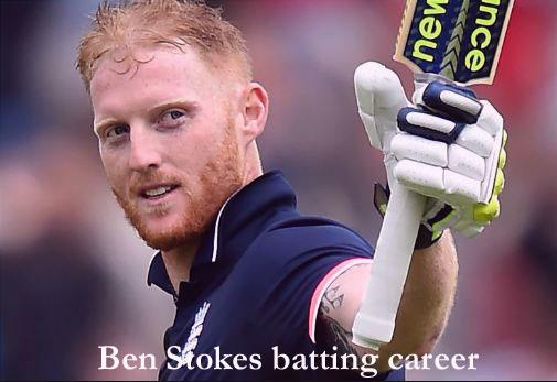 Ben Stokes cricketer