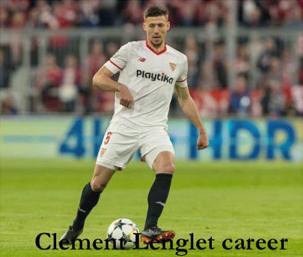Clement Lenglet footballer