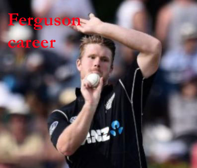 Ferguson bowling