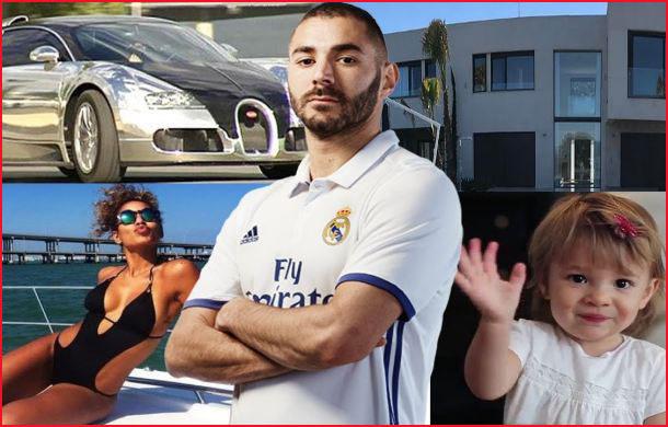 Karim Benzema biography