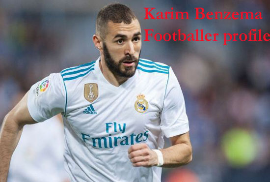 Karim Benzema. Profile, height, daughter, wife, family, net worth, and club career