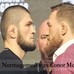 Khabib Nurmagomedov VS Conor McGregor how you can watch lives?  When UFC 229