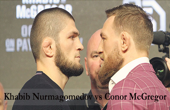 Khabib Nurmagomedov VS Conor McGregor how you can watch lives? |When UFC 229