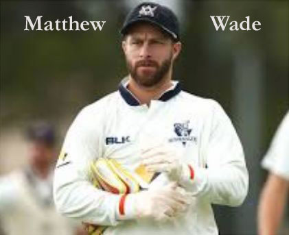 Matthew Wade cricketer