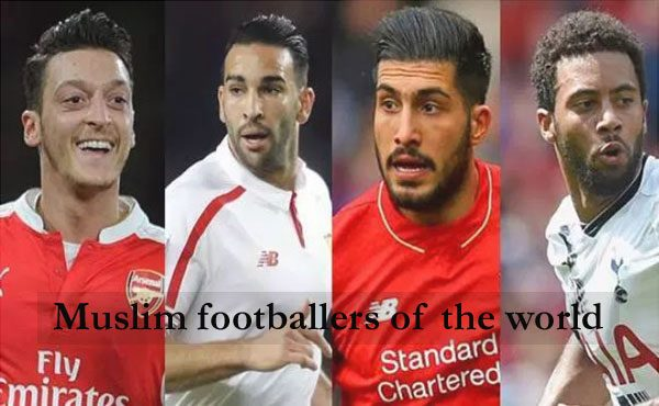 Top 50 Muslim footballers in Real Madrid, La Liga, Barcelona, and so