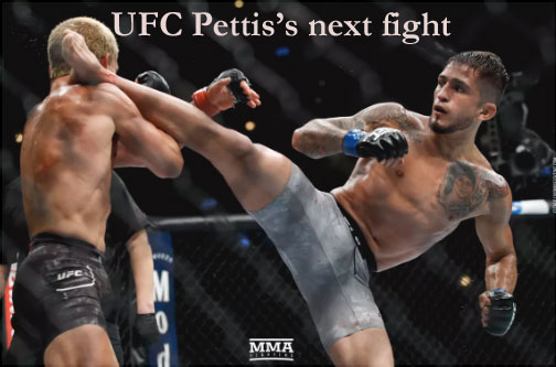 Sergio Pettis next fight