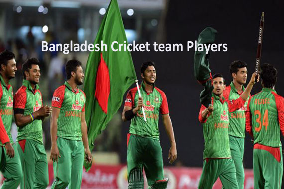 Bangladesh National Cricket team players, captain, history, coach