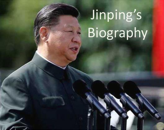 Jinping biography