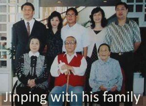 Xi Jinping family