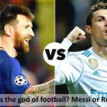 who is the god of football